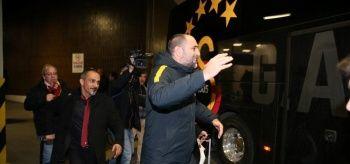 Igor Tudor, Galatasaraylı futbolcularla vedalaştı