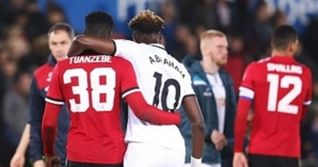 İngiltere Lig Kupası'nda Manchester United elendi