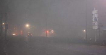 Malatya'da yoğun sis nedeniyle uçak seferleri iptal oldu