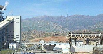 Silopi'de termik santralde patlama