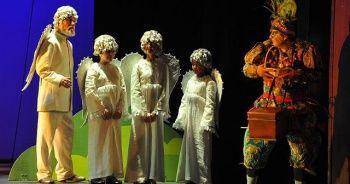 Türkiye'de ilk kez sahnelenen 'çocuk operası'na yoğun ilgi