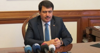 Vali Vasip Şahin'den Tuzla açıklaması!