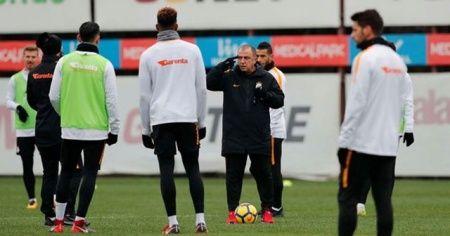 Galatasaray, Göztepe maçına hazır
