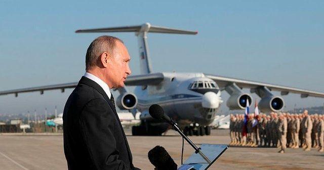 """""""Hmeymim'e saldıran militanlar etkisiz hale getirildi"""""""