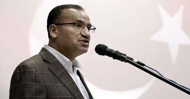 Başbakan Yardımcısı Bozdağ: AYM'nin beraat kararı verme yetkisi yok