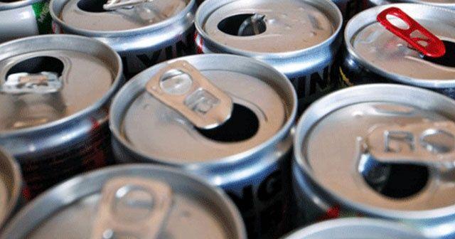 Enerji içecekleri yasaklanıyor!