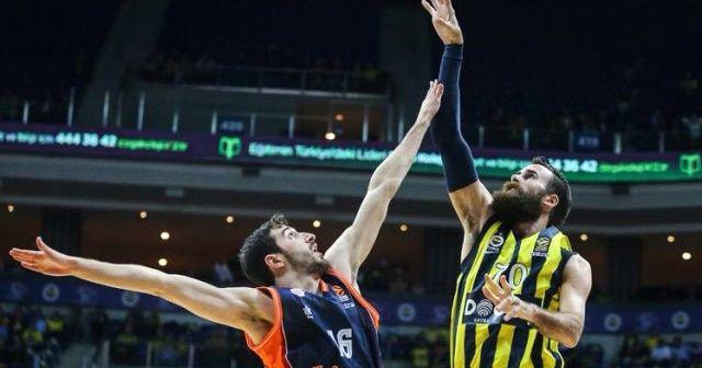 Fenerbahçe Doğuş, Valencia Basket'i 80-67 mağlup etti.