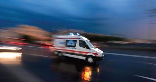 Gaziantep'te kaza, ölü ve yaralılar var