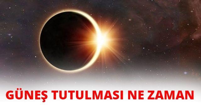 Güneş Tutulması Ne Zaman Nasıl Izlenecek 2018 Güneş Tutulması Için