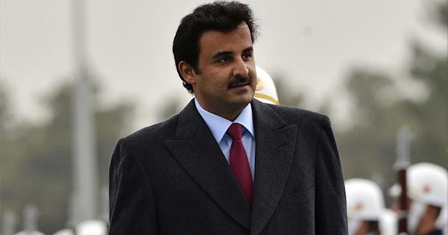 Katar Emiri Al Sani, Tunus Cumhurbaşkanı Sibsi ile telefonda görüştü