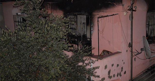 Kocaeli'de ev yangını: 1 ölü