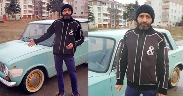 Muayeneden geçemeyen 'Murat 124' sahibinin videosu izlenme rekoru kırıyor