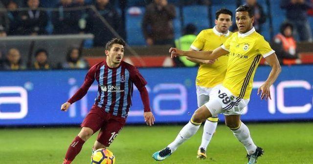 ÖZET İZLE Trabzonspor 1-1 Fenerbahçe Derbi Maçı Özeti Golleri İZLE! | TS FB Maçı Kaç Kaç Bitti?