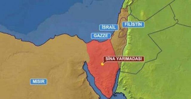 Sina Yarımadası'nda silahlı saldırı