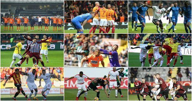 Süper Lig'de son durum ne? Hangi takım lider oldu? 19. hafta puan durumu