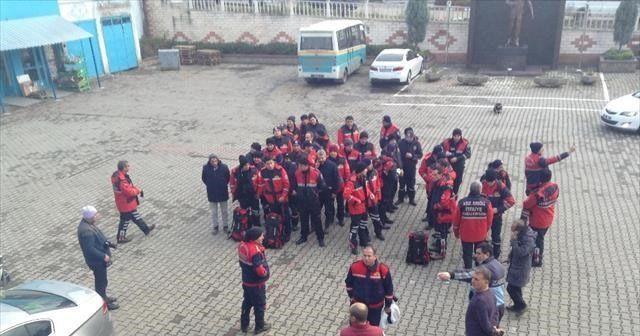 Yaşlı adamı 60 kişilik ekip arıyor
