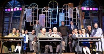 'Hababam Sınıfı' yeniden tiyatro sahnesinde
