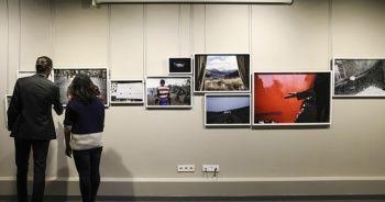 'Orada Kimse Var mı?' sergisi sanatseverlerle buluştu
