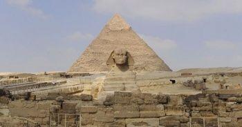 Antik Mısır dönemine ait 4 bin yıllık grafiti bulundu