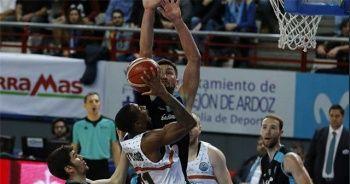 Banvit Erkek Basketbol Takımı Movistar Estudiantes'e yenildi