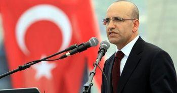 Başbakan Yardımcısı Mehmet Şimşek'ten Afrin operasyonu açıklaması: Ekonomiye etkisi sınırlı