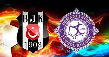 Beşiktaş Osmanlıspor 1-2 Maç Özeti ve Golleri!   BJK Osmanlı maçı kaç kaç bitti