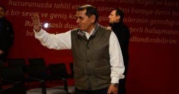 Dursun Özbek'ten kulüp çalışanlarına veda