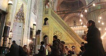 Eyüp Sultan ve Sultanahmet camilerinde, Mehmetçik'in zaferi için dua