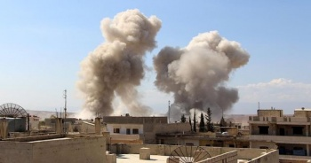 İdlib'de şiddetli çatışmalar sürüyor