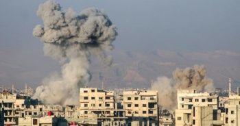 Suriye'de 2017'de Doğu Gutalı bin 337 sivil öldürüldü