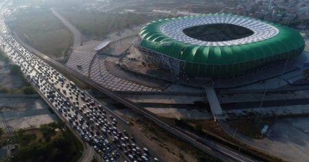 Beşiktaş taraftarı, Bursa maçına alınmayacak