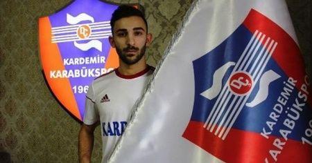 Karabükspor'un yeni transferi imzayı attı