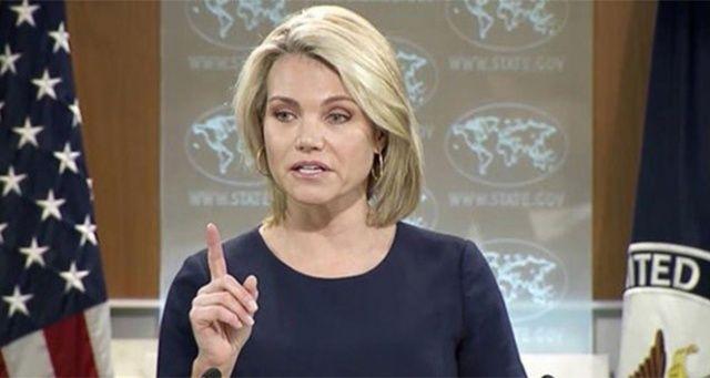 ABD'den Netanyahu açıklaması: 'İç mesele olduğunu düşünüyoruz'