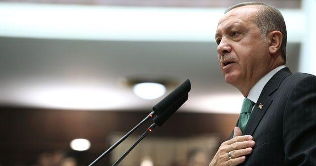 AK Parti-MHP ittifak komisyonu Cumhurbaşkanı Erdoğan'ı bilgilendiriyor
