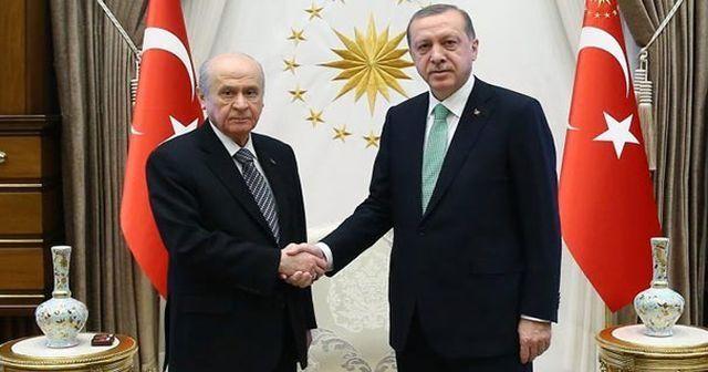 AK Parti-MHP ittifakı! 2 partinin üyeleri yarın liderlere sunum yapacak