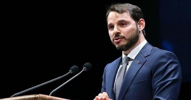 Bakan Albayrak'tan KKTC açıklaması