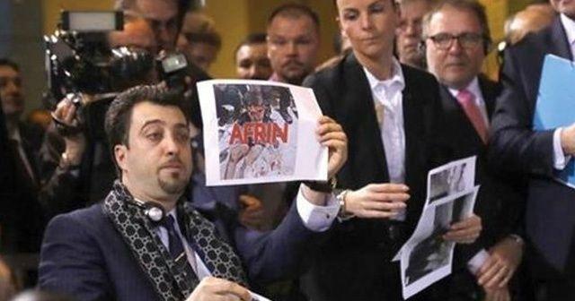 Almanya'daki provokatörün kim olduğu belirlendi