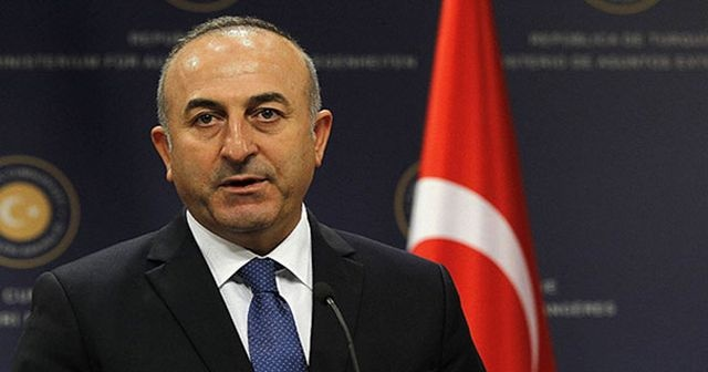Bakan Çavuşoğlu, AB Komisyonu Başkan Yardımcısı Timmermans'la görüştü