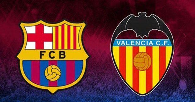 Barcelona-Valencia maçı canlı izle | Barcelona-Valencia maçı hangi kanalda, ne zaman, saat kaçta?