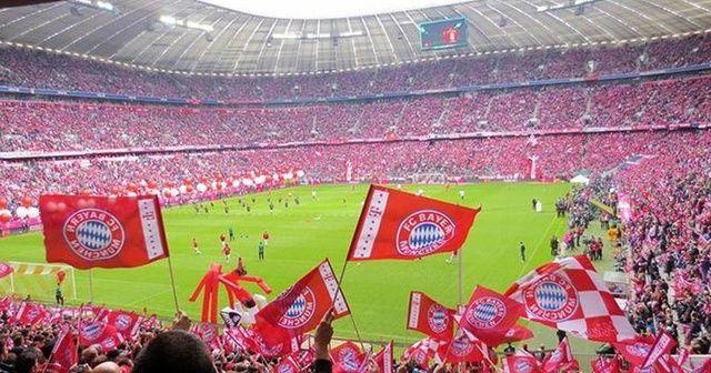 Bayern Münih kendi taraftarını Beşiktaş maçı için tehdit etti