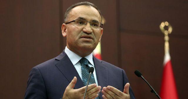 Bozdağ: Salih Müslüm'in iade talebi Çekya'ya iletildi