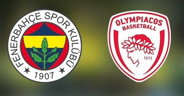 Olympiakos Fenerbahçe Doğuş maçı özet izle | Olympiakos Fenerbahçe kaç kaç bitti
