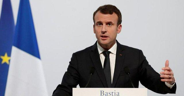 Fransa'dan Esad'a 'vururuz' tehdidi