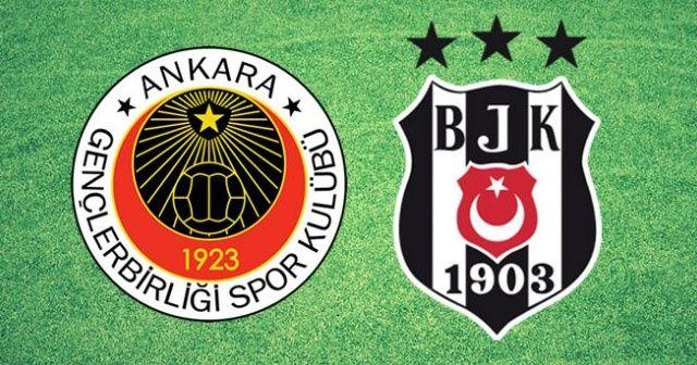 ÖZET İZLE: Gençlerbirliği 0 1 Beşiktaş özeti golleri izle   Gençlerbirliği Beşiktaş Kaç Kaç Bitti? (ATV CANLI İZLE)