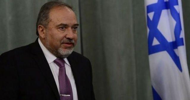İsrail Savunma Bakanı Liberman: Şimdi havlama değil, ısırma zamanı