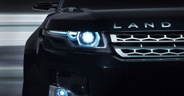 Lüks otomobil üreticisi Land Rover yeni telefonunu duyurdu