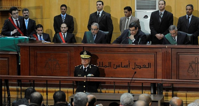 Mısır'da 37 kişiye çeşitli cezalar verildi