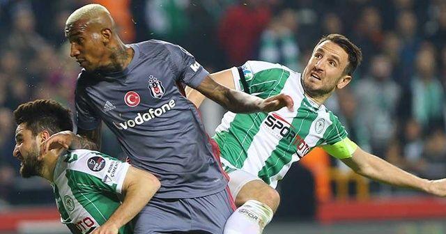 ÖZET İZLE: Konyaspor 1-1 Beşiktaş Maçı Özeti ve Golleri İzle | Konya BJK Maçı kaç kaç bitti?