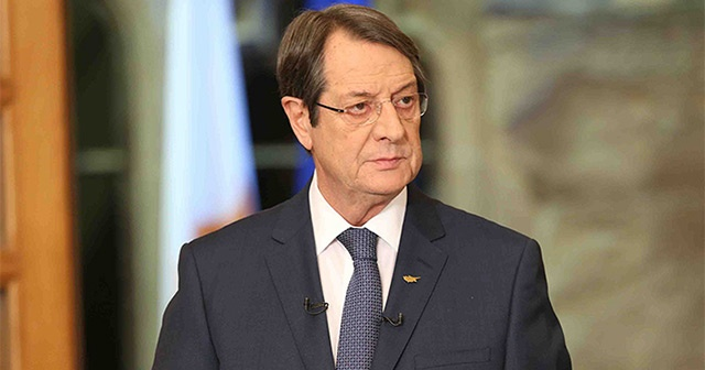 Seçimi kazanan Nikos Anastasiadis konuştu