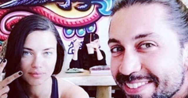 Survivor Marcus, Adriana Lima ile arkadaş çıktı